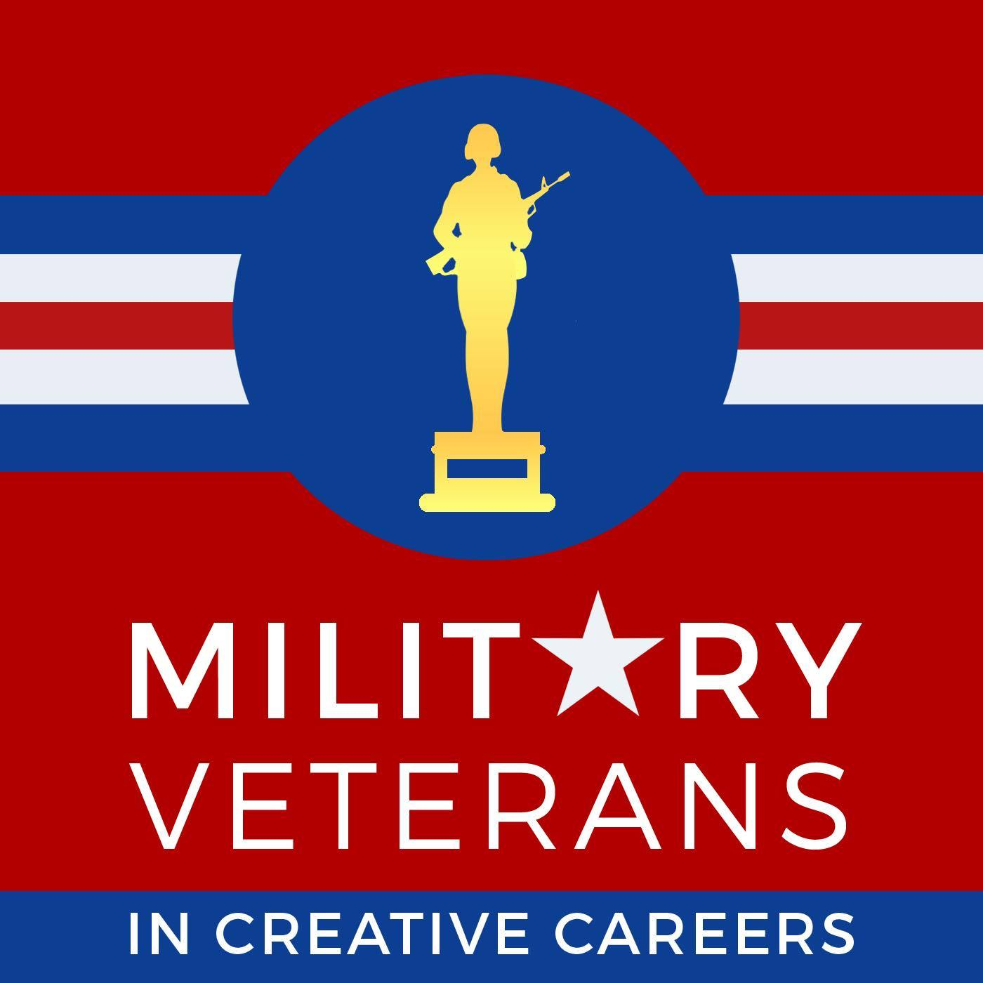 military veterans in creative careers podcast