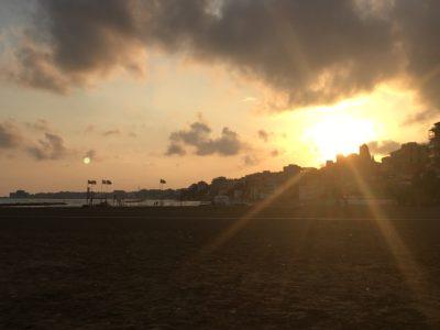 Anzio Beach today